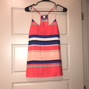 J Crew Tank Top! Size 8! Excellent Condition!